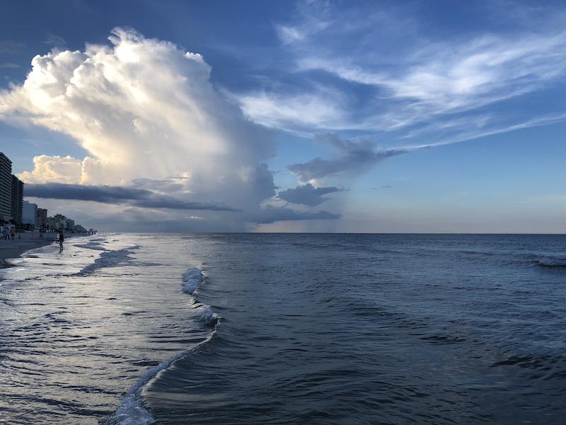 Daytona Beach Shores: My Oceanfront Getaway