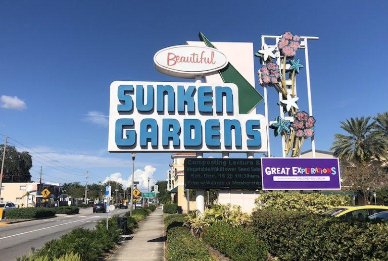 Sunken Gardens – St. Pete's Tropical Oasis
