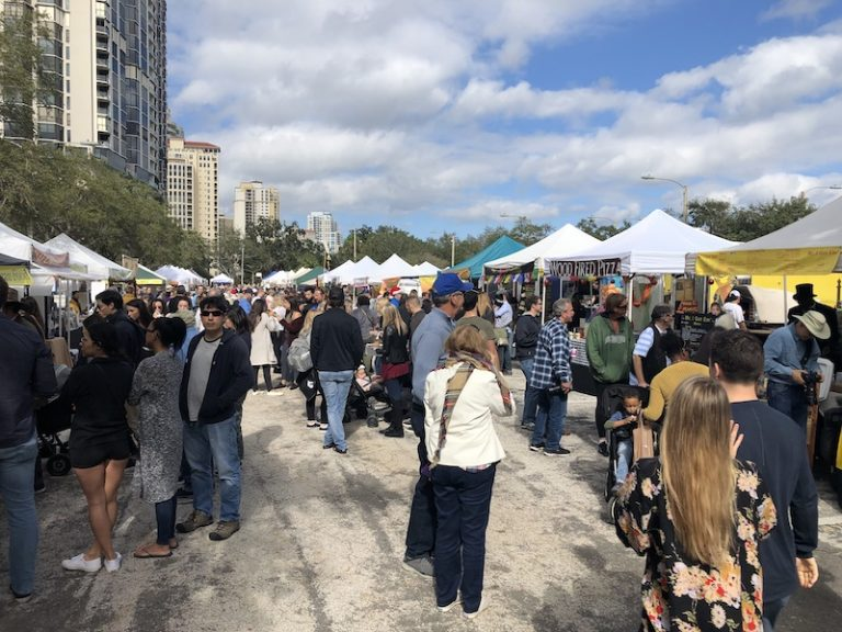 The Ultimate Guide to St. Pete's Saturday Morning Market