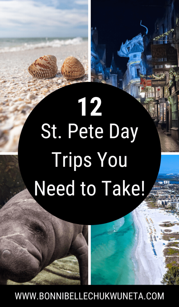 12 St. Pete Day Trips You Need To Take | Bonnibelle Chukwuneta, Millennial Lifestyle By Design