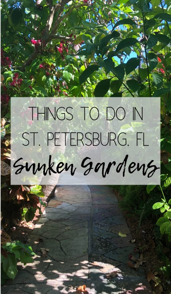Bonnibelle Chukwuneta | Millennial Lifestyle By Design | Sunken Gardens in St. Petersburg (St. Pete), FL | Things to do in St. Pete | St. Pete Attractions | Tampa Bay Attractions | Things to do in Tampa Bay
