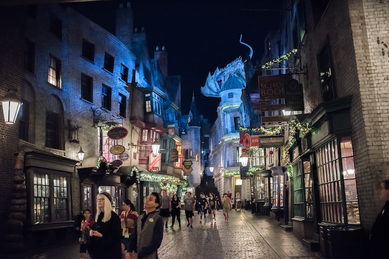 The Wizarding World of Harry Potter | Orlando, FL | 12 St. Pete Day Trips You Need To Take | Bonnibelle Chukwuneta, Millennial Lifestyle By Design