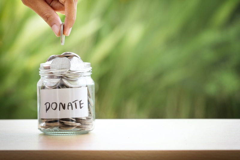 Donate to a food bank or charity. | How To Spend Your Birthday In Quarantine And Still Have Fun
