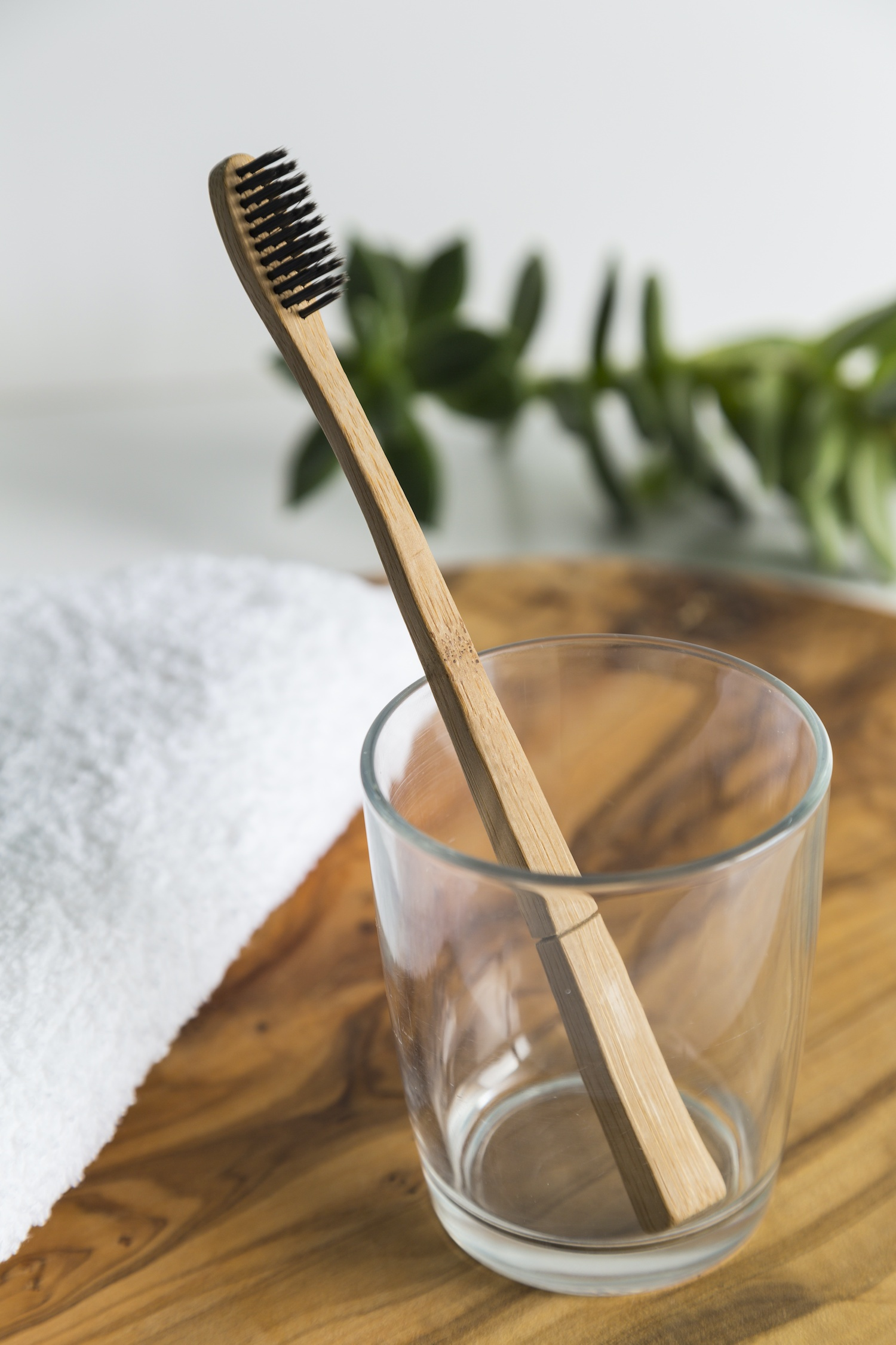Benefits of switching to a bamboo toothbrush. | Bonnibelle Chukwuneta | Millennial Lifestyle By Design