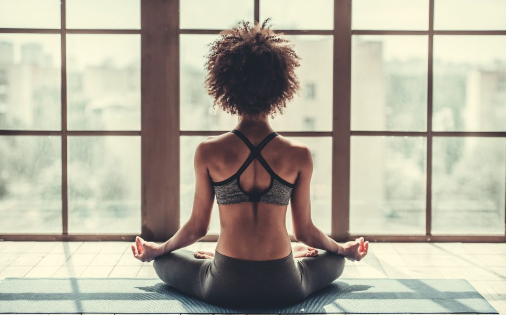 Meditation is key. | How To Design The Perfect Morning Routine To Stay Focused All Day | Bonnibelle Chukwuneta | Millennial Lifestyle By Design
