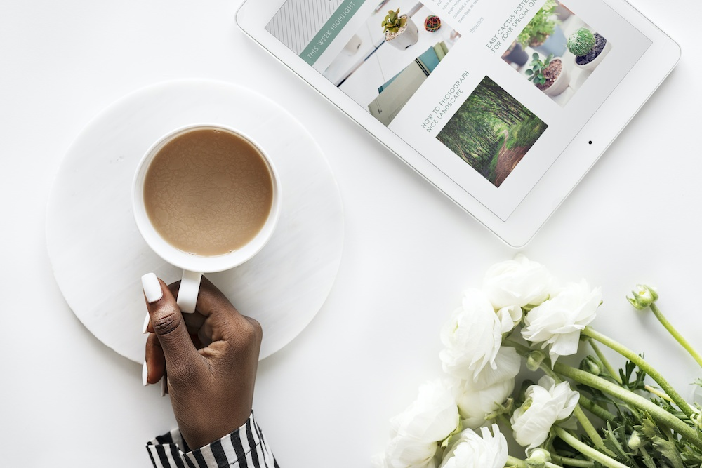 Create content for your website. | How To Start a WordPress Blog With Siteground | Bonnibelle Chukwuneta | Millennial Lifestyle By Design