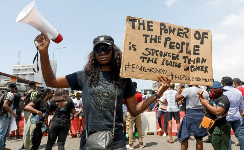 6 Ways To Support #EndSARS Protests In Nigeria From Anywhere In The World | Bonnibelle Chukwuneta